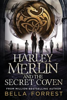 Harley Merlin and the Secret Coven Cover Image