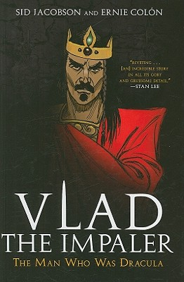 Vlad the Impaler Cover