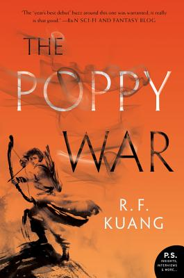 The Poppy War: A Novel Cover Image