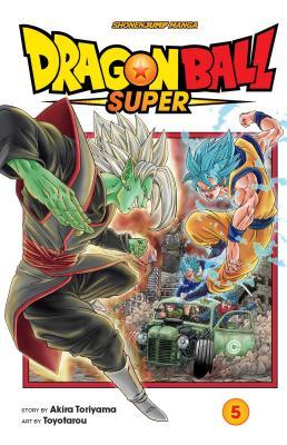 Dragon Ball Super, Vol. 5 cover image