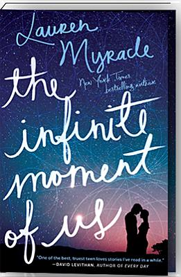 The Infinite Moment of Us Cover