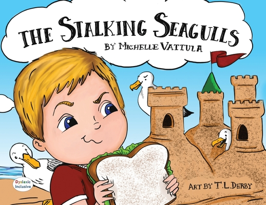 The Stalking Seagulls Cover Image