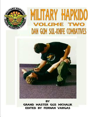 Military Hapkido Dan Gum Sul Knife Combatives Cover Image