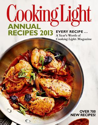 Cooking Light Annual Recipes Cover