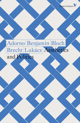 Aesthetics and Politics Cover Image