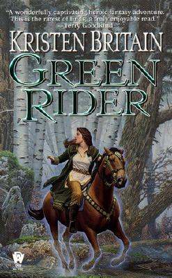 Green Rider Cover Image