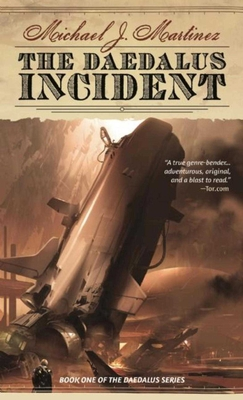 The Daedalus Incident: Book One of the Daedalus Series Cover Image
