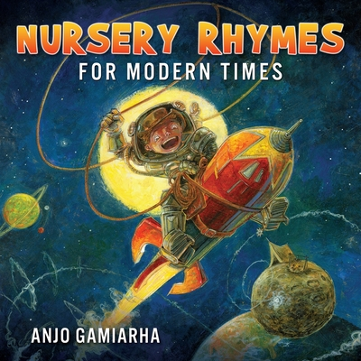 Nursery Rhymes for Modern Times Cover Image