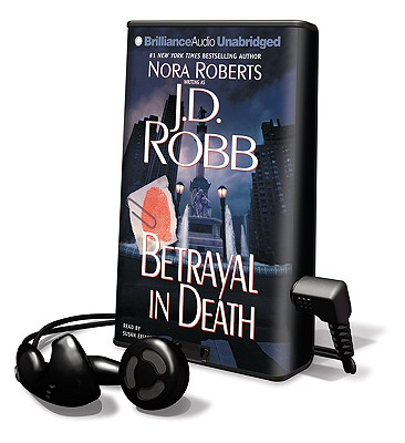 Betrayal in Death [With Headphones] (Playaway Adult Fiction) Cover Image