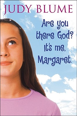 Are You There God? It's Me Margaret. Cover Image