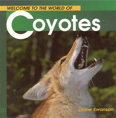 Welcome to the World of Coyotes Cover