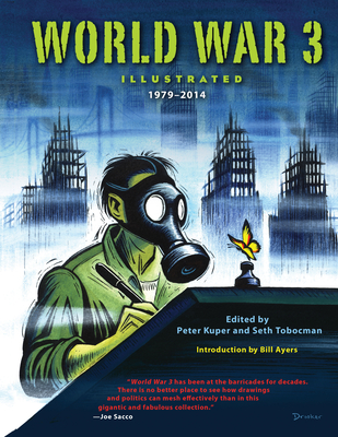Cover for World War 3 Illustrated