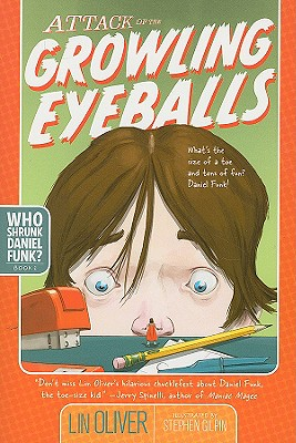Attack of the Growling Eyeballs Cover