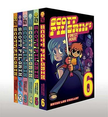 Scott Pilgrim Bundle Vs 1-6 Cover