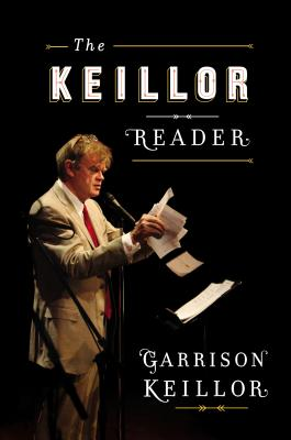 The Keillor Reader Cover
