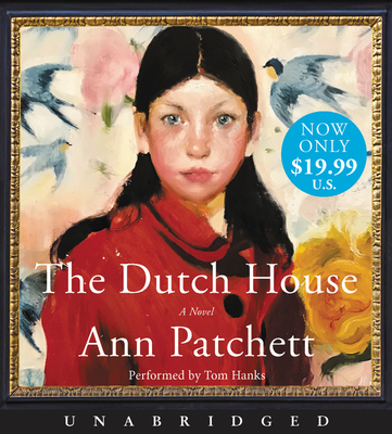 The Dutch House Low Price CD: A Novel Cover Image