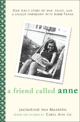 A Friend Called Anne Cover