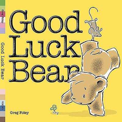 Good Luck Bear Cover