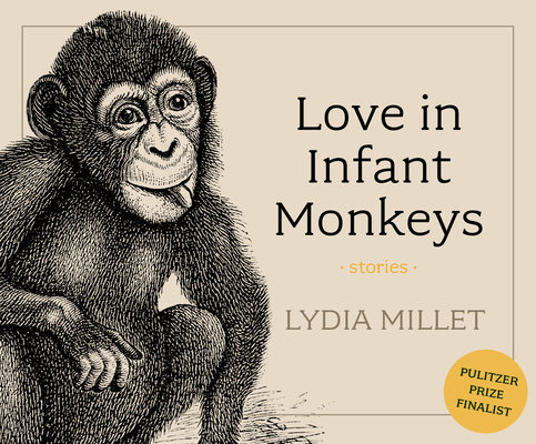 Love in Infant Monkeys Cover Image