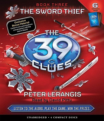 The Sword Thief Cover Image