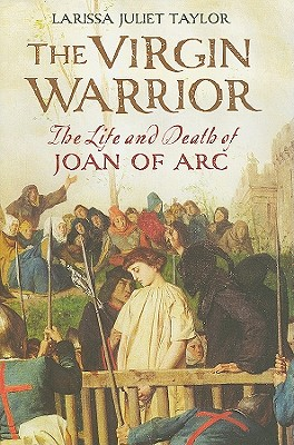 Cover for The Virgin Warrior