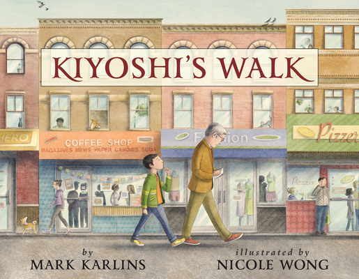 Kiyoshi's Walk Cover Image