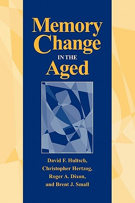 Memory Change in the Aged Cover Image