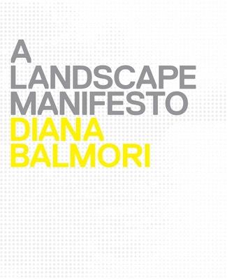 Cover for A Landscape Manifesto