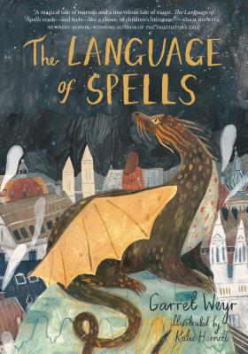 The Language of Spells Cover Image