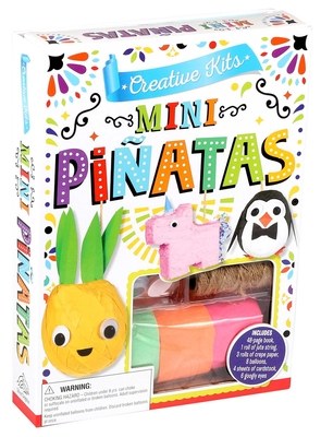 Creative Kits: Mini Piñatas Cover Image