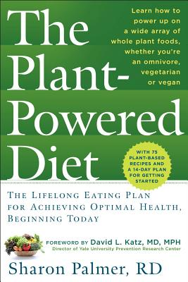 The Plant-Powered Diet Cover