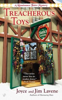 Treacherous Toys Cover