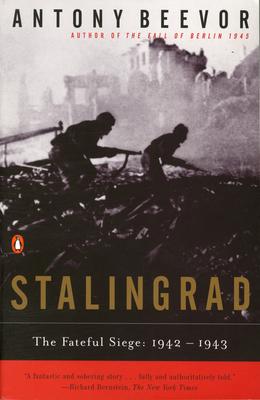 Stalingrad: The Fateful Siege: 1942-1943 Cover Image