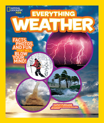 National Geographic Kids Everything Weather Cover