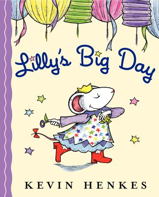 Lilly's Big Day Cover Image
