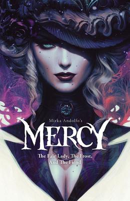 Cover for Mirka Andolfo's Mercy