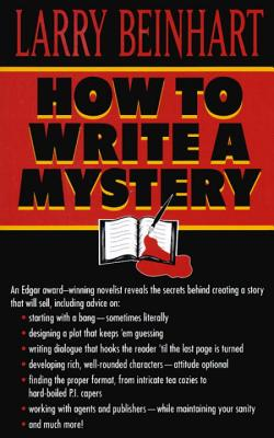 How to Write a Mystery Cover