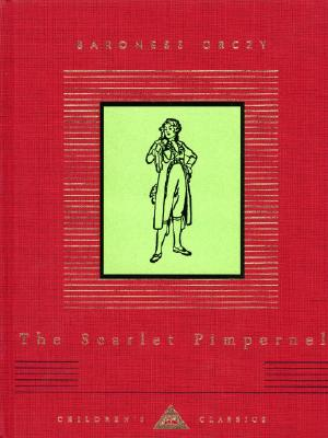 The Scarlet Pimpernel Cover