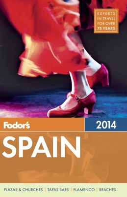 Fodor's Spain [With Map] Cover