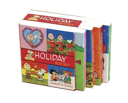 Peanuts Holiday Box Set (RP Minis) Cover Image