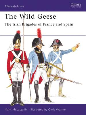 The Wild Geese Cover