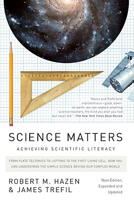 Science Matters: Achieving Scientific Literacy Cover Image