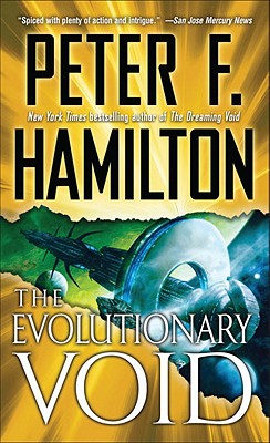 The Evolutionary Void (with Bonus Short Story If at First...) Cover