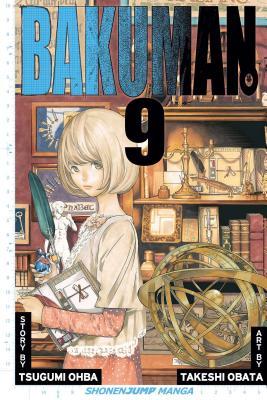 Bakuman, Volume 9 Cover