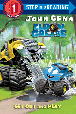 Get Out and Play (Elbow Grease) (Step into Reading) Cover Image