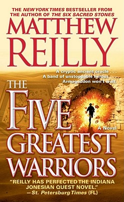 The Five Greatest Warriors Cover