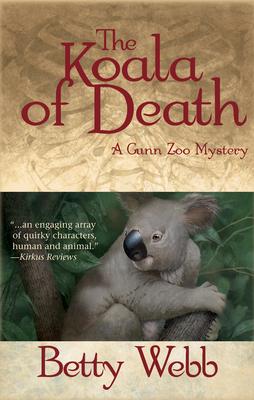 The Koala of Death (Gunn Zoo Mysteries) Cover Image