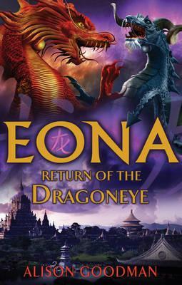 Eona: Return of the Dragoneye Cover Image