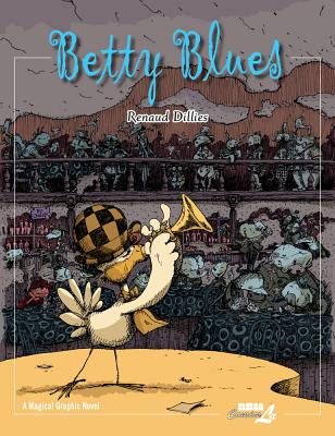 Betty Blues Cover