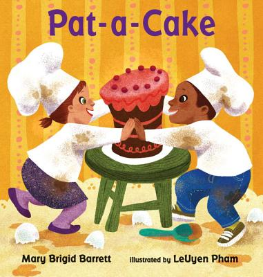 Pat-A-Cake Cover